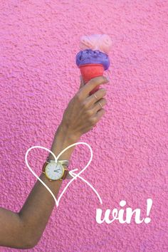 win this pretty little watch // click through to enter!