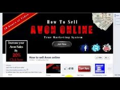How To Sell Avon Online:Avon Book Drop Is Dead! How To Sell Avon Online Avon Book Drop is dead we are talking about leaving books just laying around hoping for sales.  ****************************************­********  Get Your FRee Ebook plus lear how to  Increase Your Avon Sales by 20%: http://howtosellavononline.info