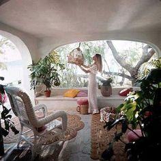 bridget bardot's home...what a dream!