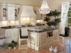ASNAGHI'S PROPOSALS KITCHENS Lira The pure luxury of kitchen living.