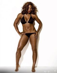 Fierce: Serena Williams