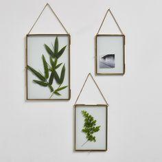 Set of 3 Uyova Metal Hanging Frames
