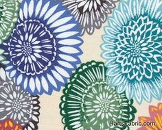 """Pattern for shoes: Lacy Natural Sea Urchins 44"""" wide 100% cotton $10.99 a yard"""