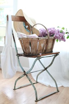 Dreamy Whites: Creating a Relaxed French Farmhouse Feel, The Talented Ruby Wand, and a Winner