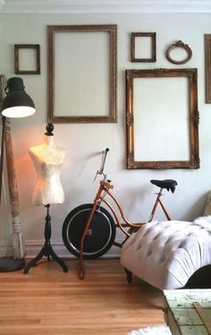 Anna's New Apartment — Small Cool | Apartment Therapy (This place is way awesome)!