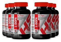 L- dopa - L-DOPA EXTRACT MUCUNA PRURIENS EXTRACT 350 MG - sexual performance booster (6 Bottles) -- Visit the image link for more details.