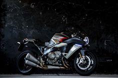 Foto de Burasca 1200 - Aldo Drudi Honda VFR 1200F (4/37)