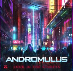Andromulus makes good music and aesthetically pleasing album artwork.