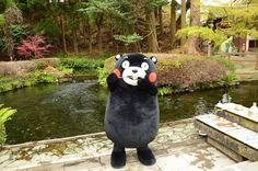 くまモン/白川水源