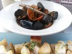Guazzetto Muscles and Clams