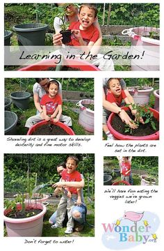 Gardening with a Blind Child: Gardening is a very hands-on endeavor and children with visual impairments need the opportunity to get their hands into as many different real-world activities as possible, so how about starting a gardening project? *pinned b Nature Activities, Outdoor Activities For Kids, Sensory Activities, Summer Activities, Visually Impaired Activities, Blinde, Sensory Garden, Outdoor Classroom, How To Eat Better