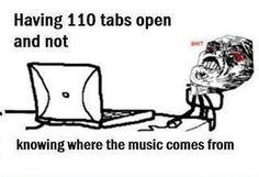 Where is the #music coming from? :x