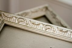 Recycling Old Frames |     Refinishing and distressing picture frames