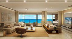 Apartamento  a partir de 282m2 ,com alto padrão , total estrutura de lazer e vista mar em Salvador