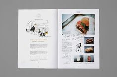 Pamphlet Design, Buch Design, Magazine Layout Design, Catalog Design, Book Layout, Book Gifts, Department Store, Editorial Design, Food Design