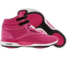Reebok Womens EasyTone Freestyle High (pink / white / black / malibu blue) V50302 - $109.99