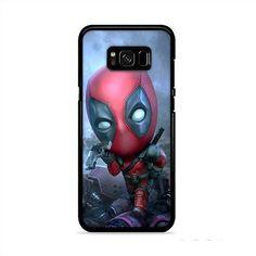 Chibi Fancy Deadpool Samsung Galaxy S8 Case | Caserisa