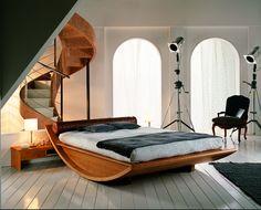 beds made out of pallets | Rocking Platform Bed good idea? | THE PLATFORM BED