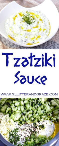 This tzatziki sauce
