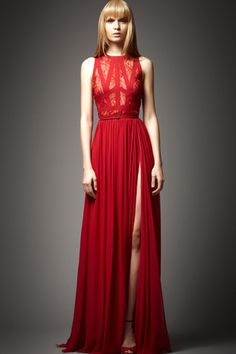 Fashion News: Elie Saab Pre-Fall 2012