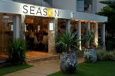 Season Restaurant, Kingscliff NSW a new business is born! SB&K!!! laughed all night (sweet)