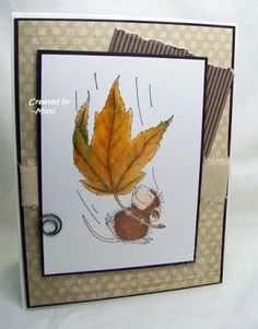 House-Mouse & Friends Monday Challenge, HMFMC, Fall, Halloween, Mouse, House-Mouse Designs, http://housemouse-challenge.blogspot.com/