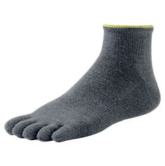 Smartwool Toe Socks are perfect for cold weather running. And they keep my feet warm even when they get wet. Merino Wool Socks, Running In Cold Weather, Toe Socks, My Style, Mini, Outdoor, Warm, Shopping, Fitness