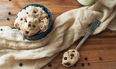 Vegan Superfood Cookie Dough (Yup, It's A Thing)