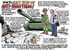 Que es el antisemitismo para los criminales de guerra?