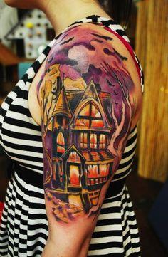 Antedating meaningful tattoos