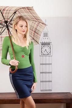 Langarmshirt+von+Bergluft+auf+DaWanda.com Arm, Etsy, Skirts, Fashion, Women's T Shirts, Moda, Arms, La Mode, Skirt