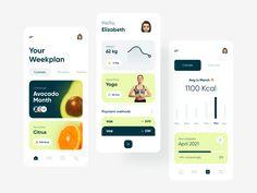 Best App Design, Web Design, App Ui Design, Mobile App Design, Branding Design, Interface Design, User Interface, Graphic Design, Habit Tracker App