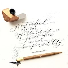 Calligraphy Quotes, Calligraphy Alphabet, Caligraphy, Modern Calligraphy, Chalk Lettering, Beautiful Lettering, Beautiful Handwriting, Journal Quotes, Hand Type