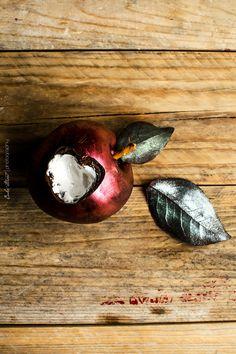 La manzana de Blancanieves - Bake-Street.com