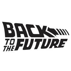 Decals and Stickers and Counting! Back To The Future Tattoo, Back To The Future Party, Cricut Vinyl, Vinyl Decals, Funny Letters, Bttf, Silhouette, Cultura Pop, Tee Design