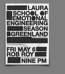 Image result for gig posters