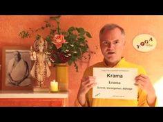 Krama - Schritt - Sanskrit Lexikon