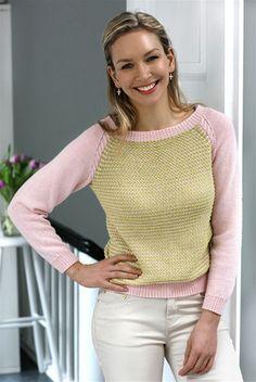 Nyd de lyse aftener med strikketøj i nye saftige pasteller.
