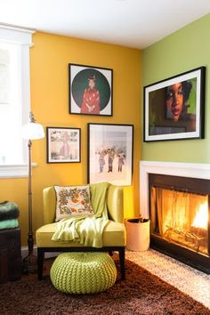 House Tour: A Colorful Photography-Filled D.C. Home | Apartment Therapy