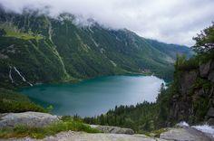 morskie oko, tatra mountains - morskie oko, tatra mountains