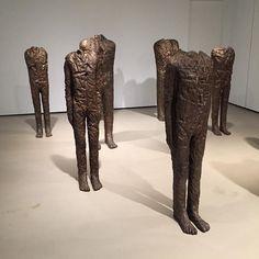 Abakanowicz at Richard Gray Chicago by shanecampbellgallery