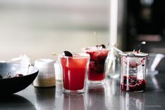 Cherry Vanilla Soda - www.iamafoodblog.com