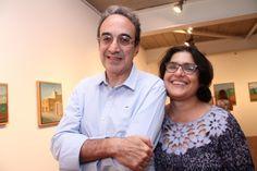 Carlos Augusto Calil e Esther Hamburger