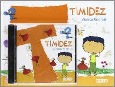 Timidez. Violeta Monreal. Editorial Everest, 2012