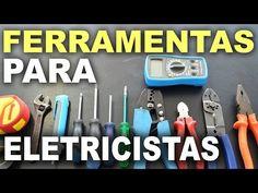 Lista de ferramentas do eletricista predial e instalador - YouTube