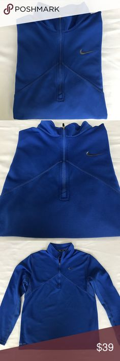Nike Women's Dri fit pull over.  Great condition. Nike Women's Dri fit pull over.  Great condition.  No snags. Great pull over for any occasion. Nike Jackets & Coats