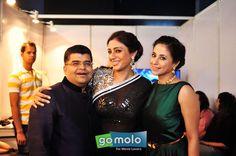 Bollywood+Jitesh+Pillai,+Tabu,+Urmila+Matondkar+ +Ajeenkya+DY+Patil+University+Marathi+Filmfare+Awards+2014+at+Kashinath+Ghanekar+Natyagruha+in+Thane,+Mumbai