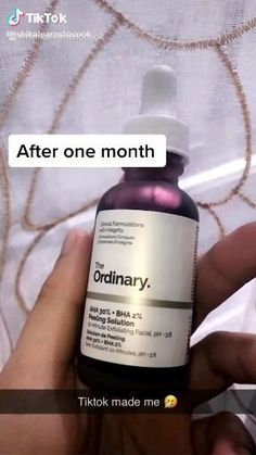 Are you struggling with acne, blackheads and/or hyperpigmentation? Here's the magic product that will give you clear skin in a month! The Ordinary Peeling Solution Before and After Beauty Tips For Glowing Skin, Clear Skin Tips, Beauty Skin, How To Clear Skin, Tips For Oily Skin, Natural Beauty Tips, Skin Care Routine Steps, Skin Care Tips, Oily Skin Routine