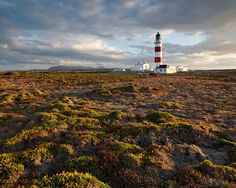Point of Ayre Lighthouse, Isle of Man by Russell Turner on Saint Patrick, Holiday Places, Manx, Mists, Wales, Places Ive Been, United Kingdom, Island, Explore