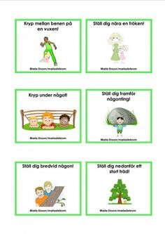 Mariaslekrum - Uppdragskort Educational Activities For Kids, Classroom Activities, Outdoor Activities, Preschool Library, Preschool Activities, Outdoor Education, Outdoor Learning, Sign Language Book, Learn Swedish